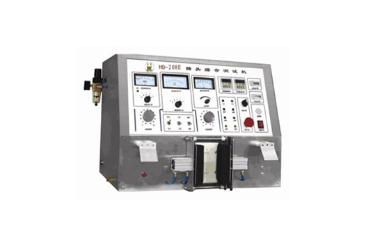 Maintenance and technical content of plug wire tester