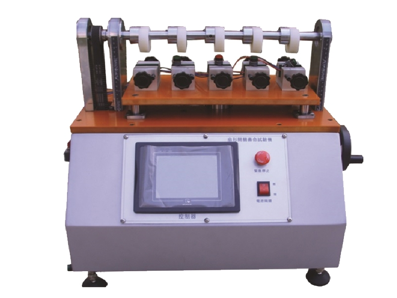 HD-KL-6 Sector switch life testing machine