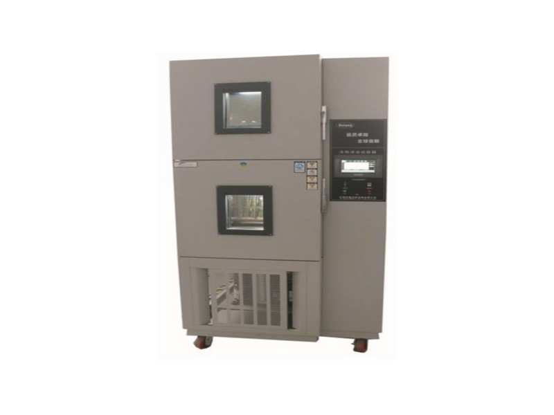 HD-8118 High and low temperature impact test chamber (two boxes)