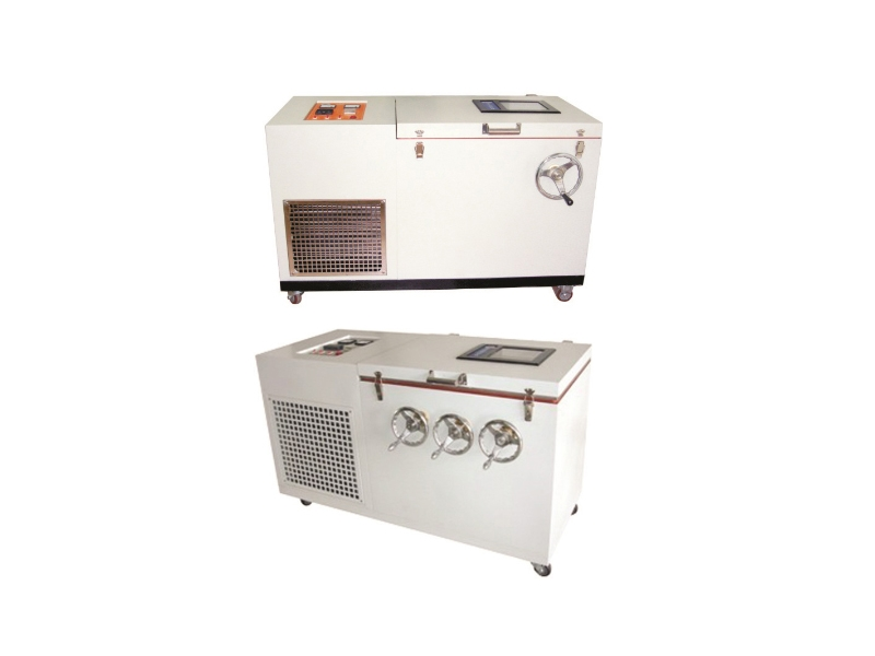 HD-8128/8128A Low temperature cold winding test machine